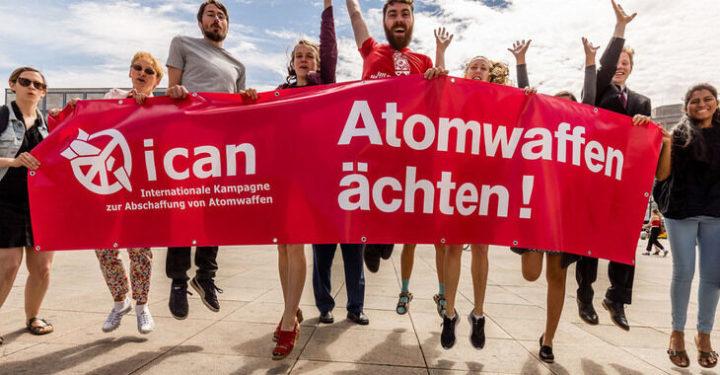 Urteil zu Atomwaffen und deutschlandweiter Protest