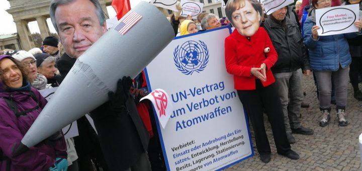 US-Atombomben raus aus Deutschland