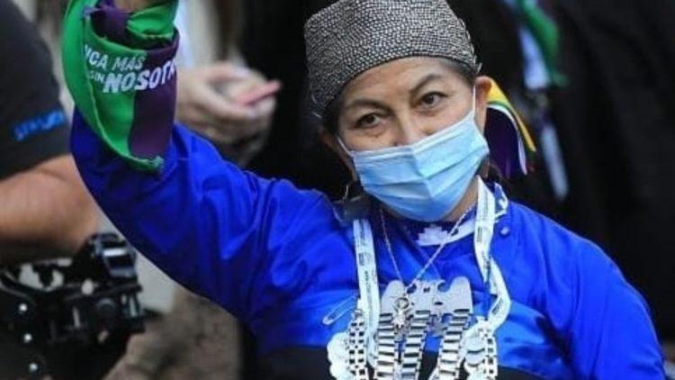 Une femme Mapuche élue présidente de la Convention constitutionnelle du Chili