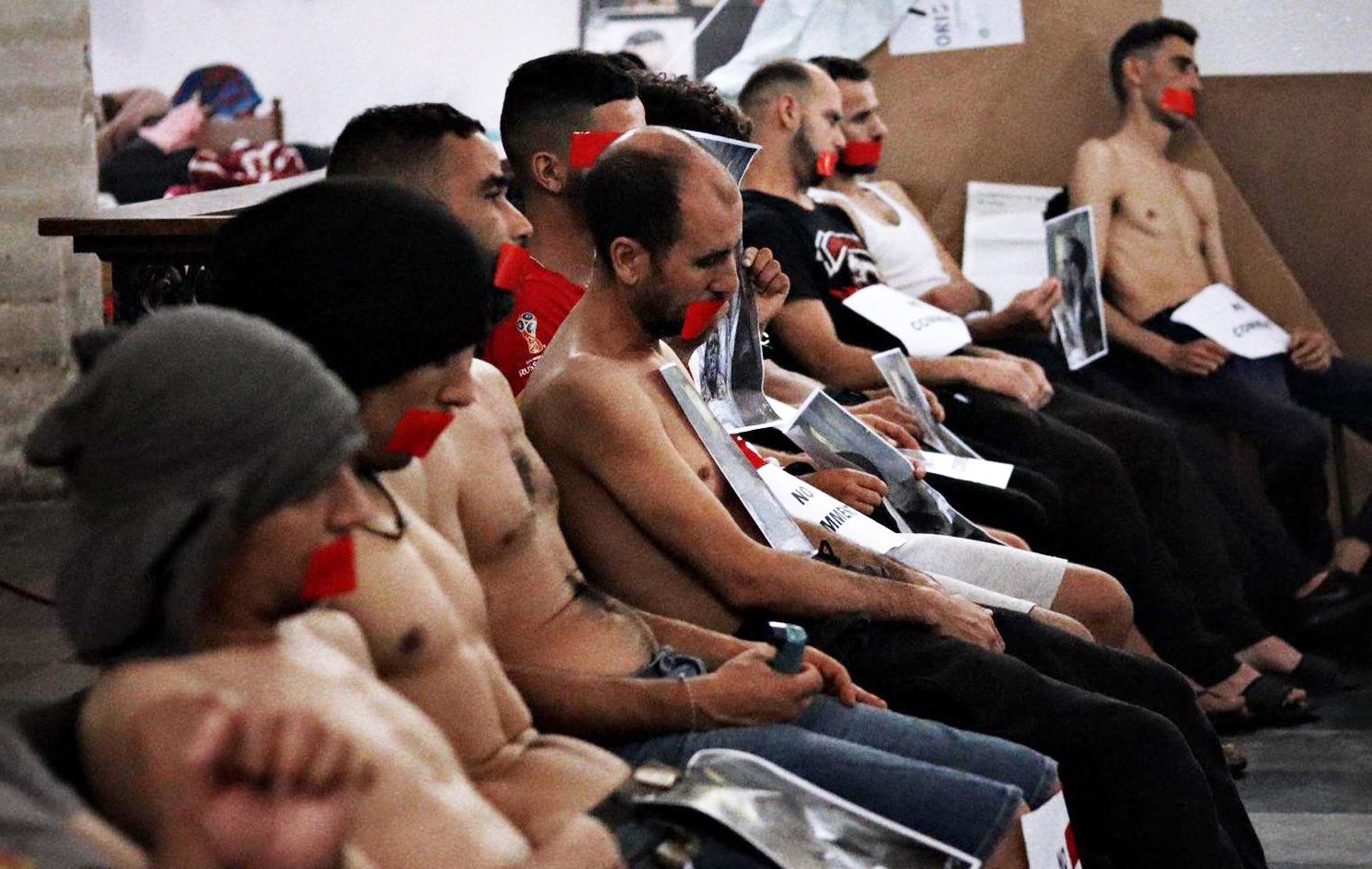 Hungerstreik von Papierlosen: Sterben, um anerkannt zu werden