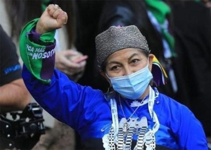 Mapuche zur Präsidentin des chilenischen Verfassungsversammlung gewählt