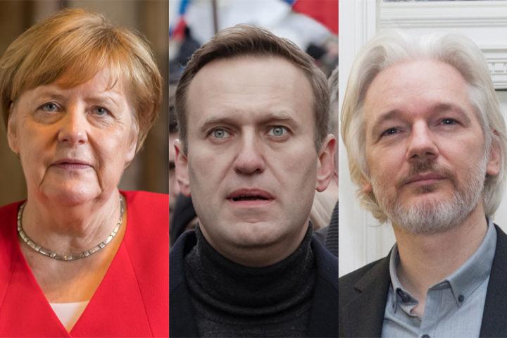 Fall Assange: Offener Brief an Bundeskanzlerin Merkel
