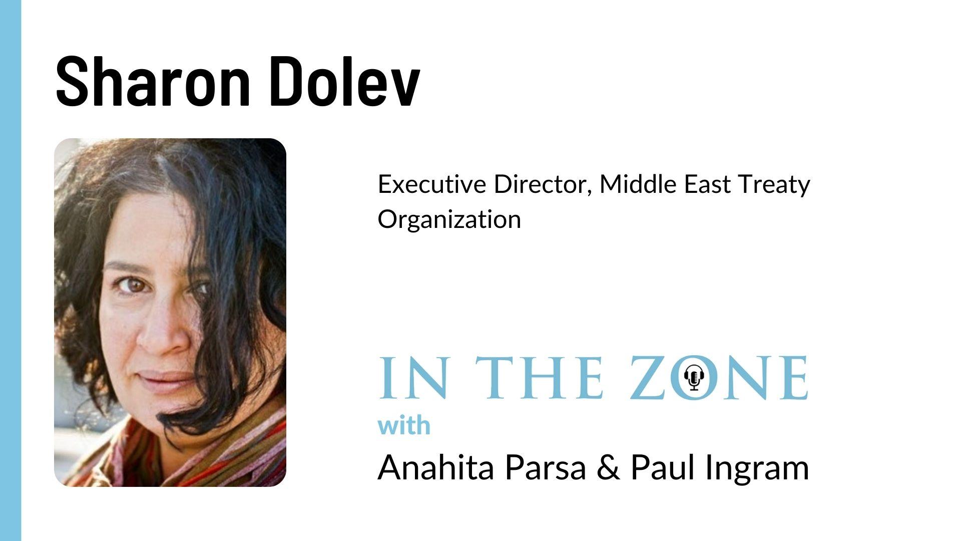Interview mit Sharon Dolev zu den israelischen Wahlen