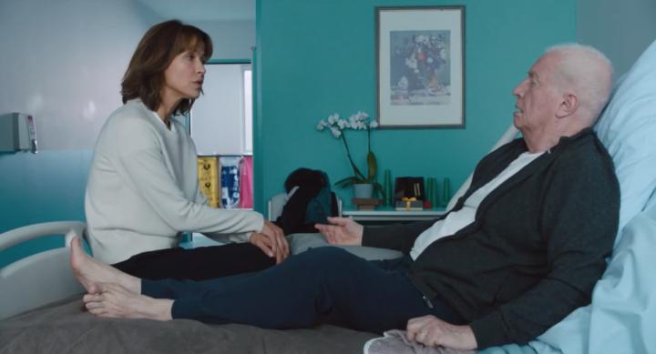 "Cannes 2021. ""Tout c'est bien passé"", una storia vera che fa riflettere sull'eutanasia"