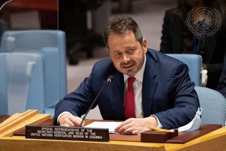 ONU reconoce avances de la Jurisdicción Especial para la Paz en Colombia