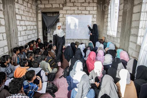 """UNICEF/Yemen: il numero di bambini che affrontano interruzioni nell'istruzione potrebbe arrivare a 6 milioni. Lanciato nuovo Rapporto """"Istruzione interrotta"""""""