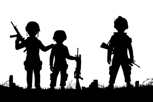 Gli Stati Uniti aggiungono la Turchia all'elenco dei paesi implicati nell'uso di bambini soldato
