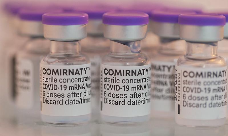 Vaccino anti covid Pfizer Biontech