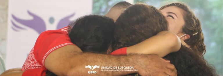 Colombia: Unidad de Búsqueda logró reencuentro de una familia después de 20 años