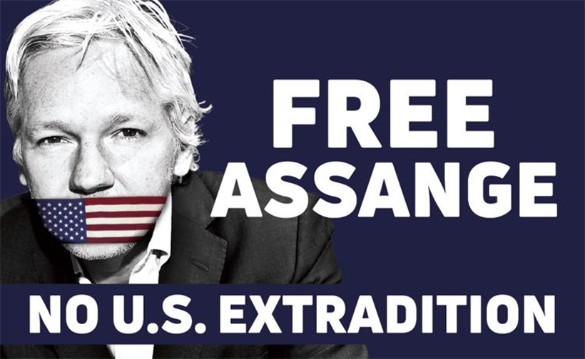 Wahlprüfsteine 2021 – #FreeAssange