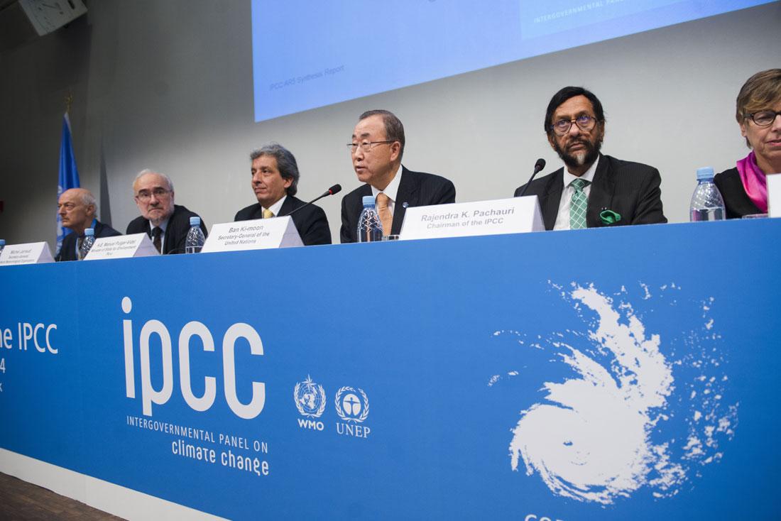 conferenza dell'IPCC