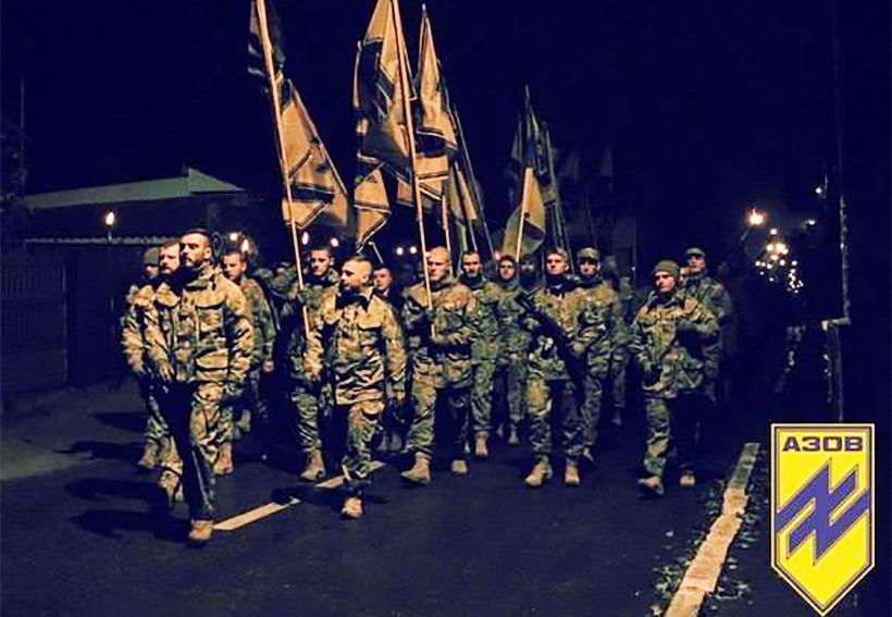 Ukraine auf dem Weg zum Nazi-Staat? Macht und Einfluss ukrainischer Rechtsextremisten in der postmaidanen Politik (I)