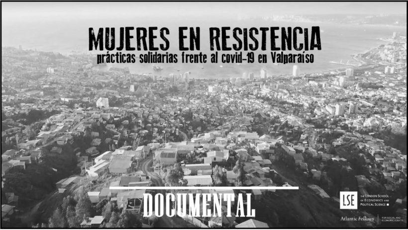 Documental feminista Mujeres en resistencia Chile