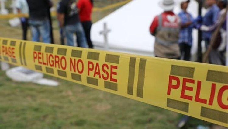 Assassinio in Colombia