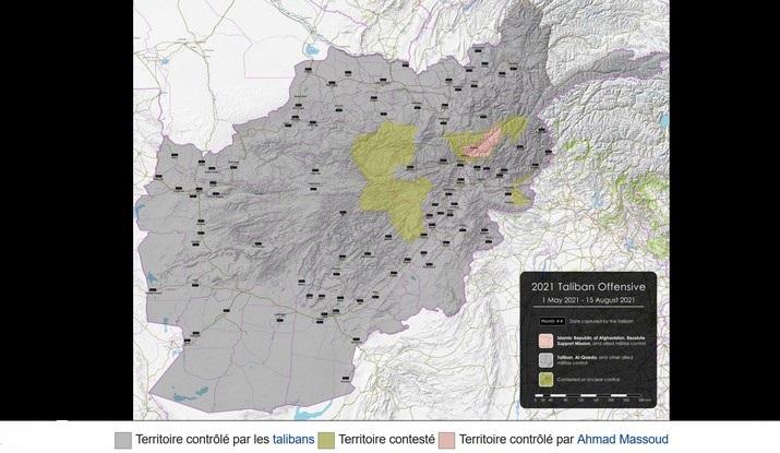 Leçon de l'Afghanistan : la guerre ne crée pas la paix