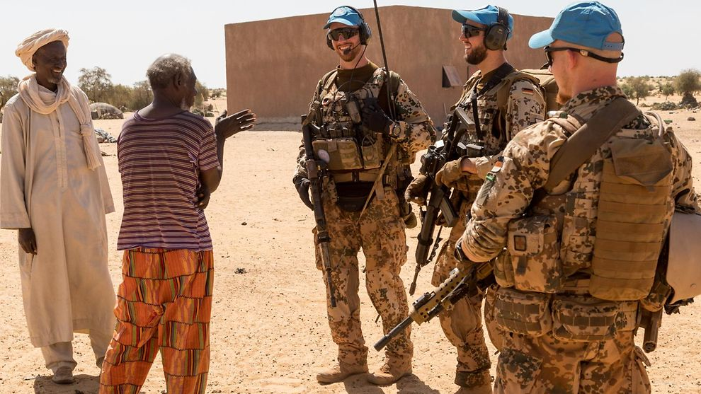 """Mali-Abzug jetzt statt neue """"Koalitionen der Willigen"""""""