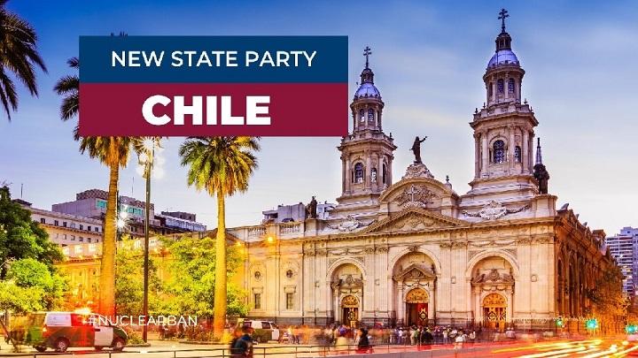 Chile ratifica el TPAN