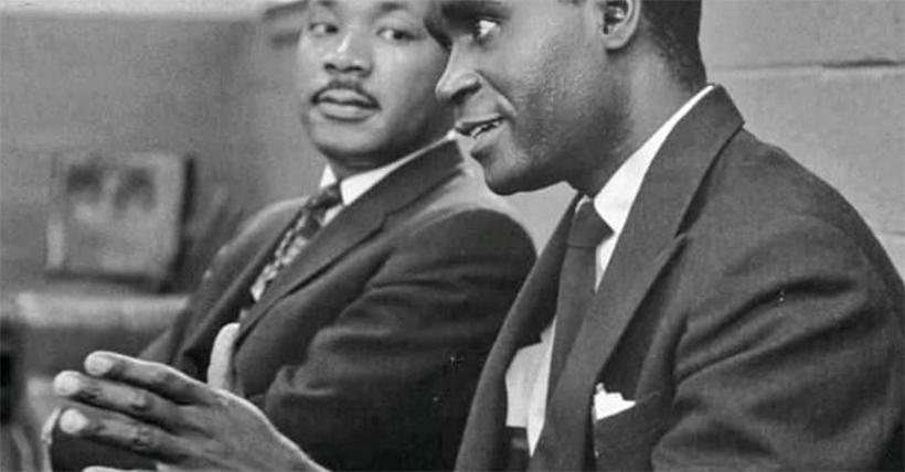 Kenneth Kaunda, ein afrikanischer Humanist, der sich mit Gandhi verglich