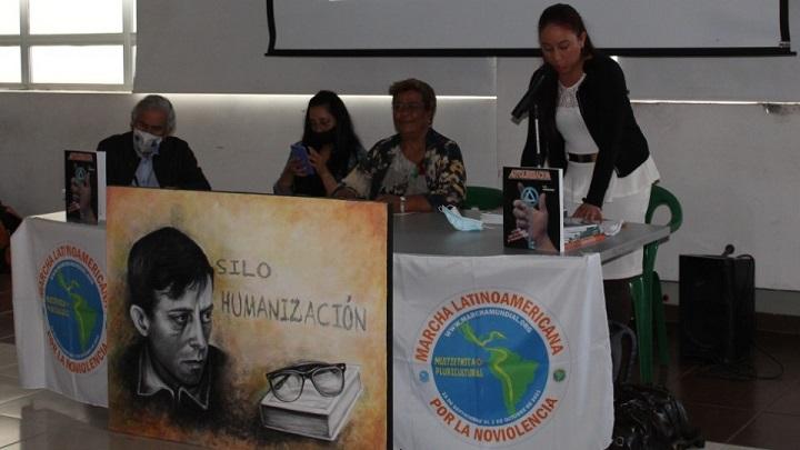 Primera semana de la Marcha Latinoamericana en Colombia