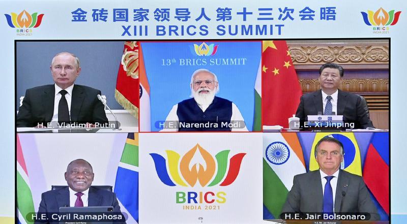 13. BRICS-Gipfel: Strategische Partnerschaft angesichts der Pandemie und sicherheitspolitischer Herausforderungen