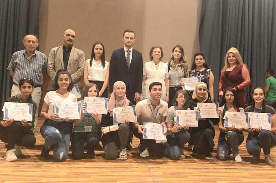 Syrien organisiert Marathon zur Leseförderung junger Menschen