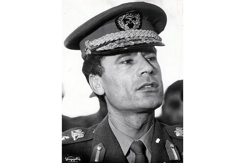 La Libye de Kadhafi de l'apogée à la chute 1969-2011 – Partie I
