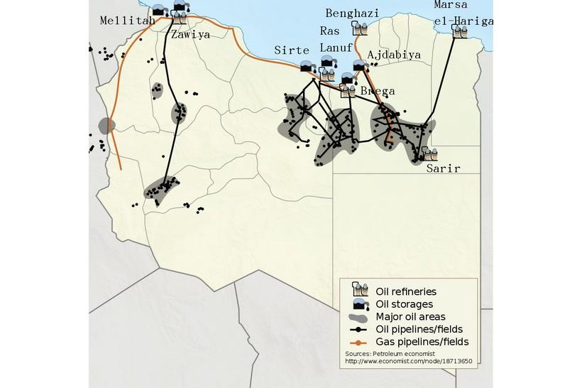La Libye de Kadhafi 1969 – 2011 : de l'apogée à la chute – Partie II
