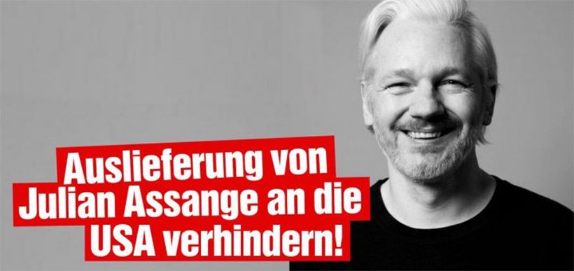 Verfolgung von Julian Assange beenden