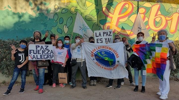 Recordando acciones previas en Argentina