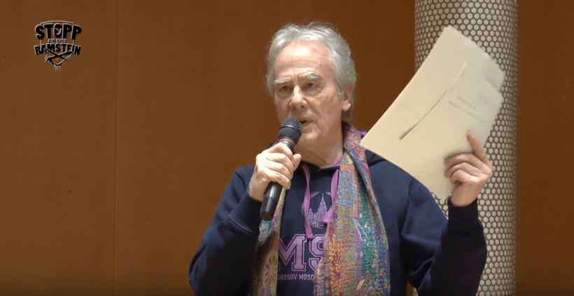 Interview mit Reiner Braun: eine bessere Welt neu erdenken