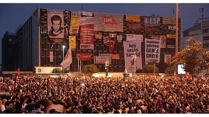 Tout a commencé avec les manifestations de Gezi
