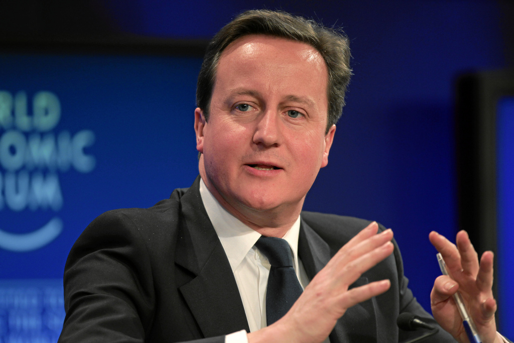 David Cameron promotes nuclear proliferation