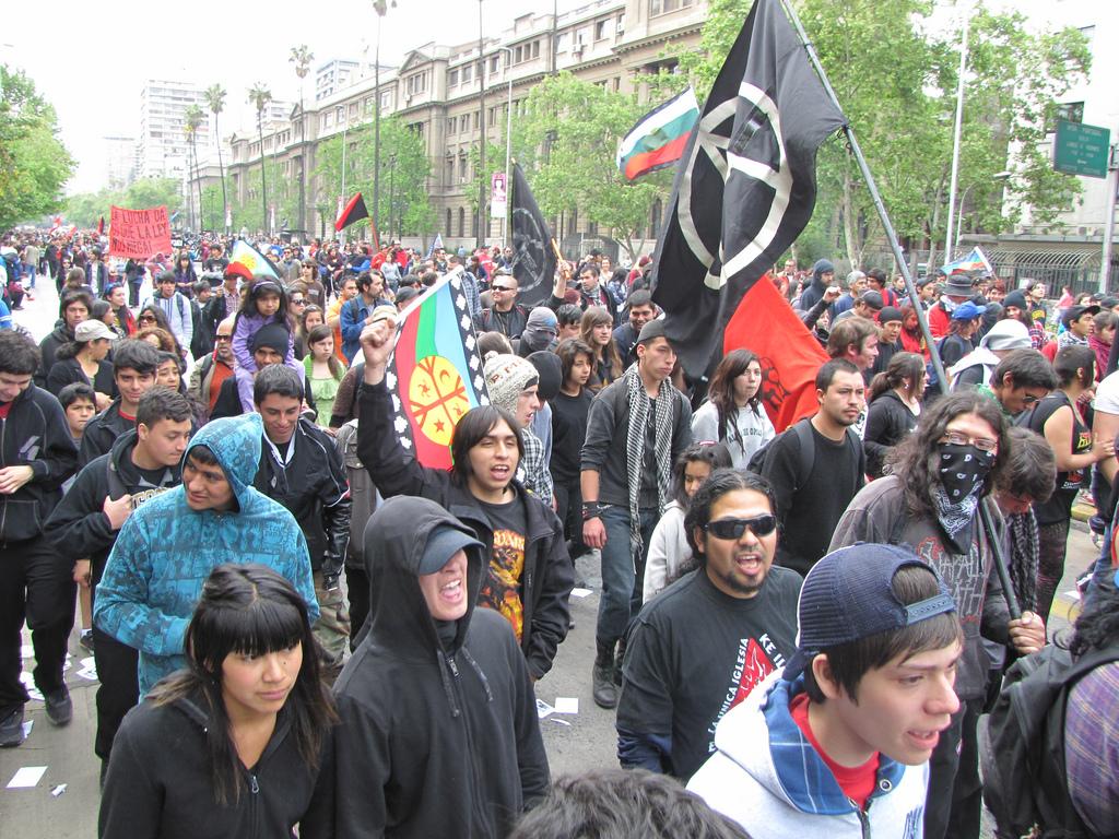 Escalation del conflitto mapuche in Cile