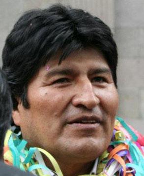 Bolivia promulga ley de la Madre Tierra y vivir bien