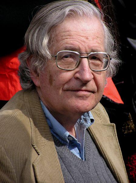 [Reprise] « Il n'y a pas de guerre contre le terrorisme » : Noam Chomsky