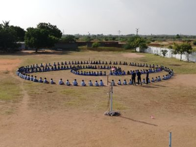 simbolo nonviolenza india tamil nadu