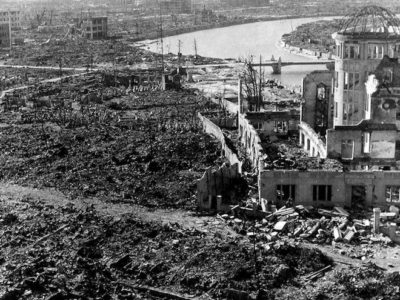 The nuclear bombing of Hiroshima and Nagasaki 75 years ago on 6 and 9 August—where over 170,000 people died—highlighted the dangers for mankind coming from the very existence of nuclear weapons.