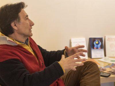 Vicente Merlo. Entrevista Acelobert Barcelona
