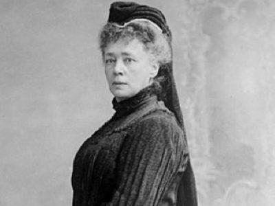 À l'occasion de l'anniversaire de naissance de Bertha von Suttner, lauréate du prix Nobel de la paix
