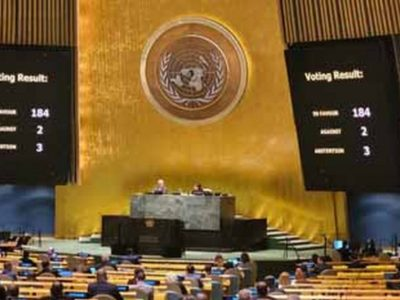 Le monde rejette à l'ONU le blocus des États-Unis contre Cuba : 184 pour, 2 contre, 3 abstentions