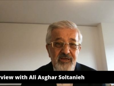 Interview with Ali Asghar Soltanieh