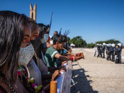 Pueblos indígenas del Brasil: una lucha de todos