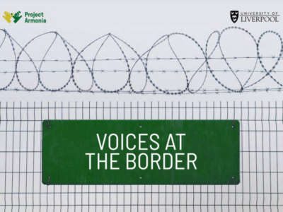 Voices at the border