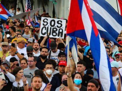 SOS-Cuba