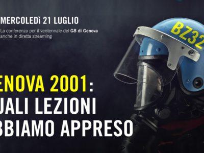 Genova conferenza AI