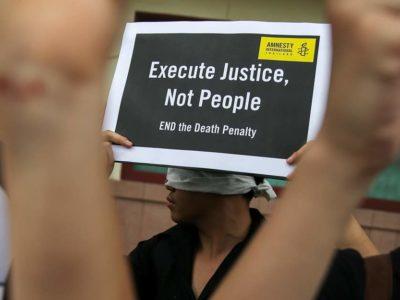 Φωτογραφία Διεθνής Αμνηστία.
