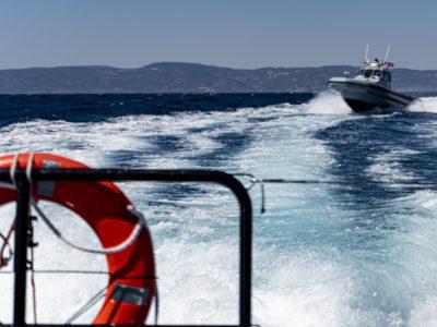 Frontex twitter