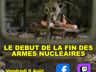 Documentaire : le début de la fin des armes nucléaire
