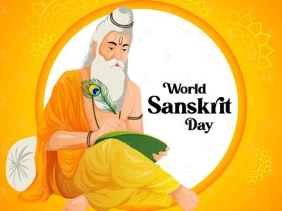 world sanscrit day