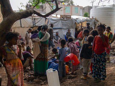 Bürgerkrieg in Äthiopien: Lage verschlimmert sich weiterhin